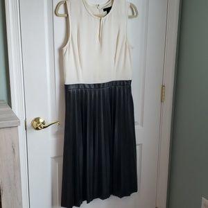 Jcrew Mixed Media Dress size 8